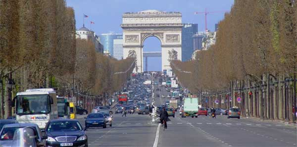 Louer un bureau sur les Champs-Elysées